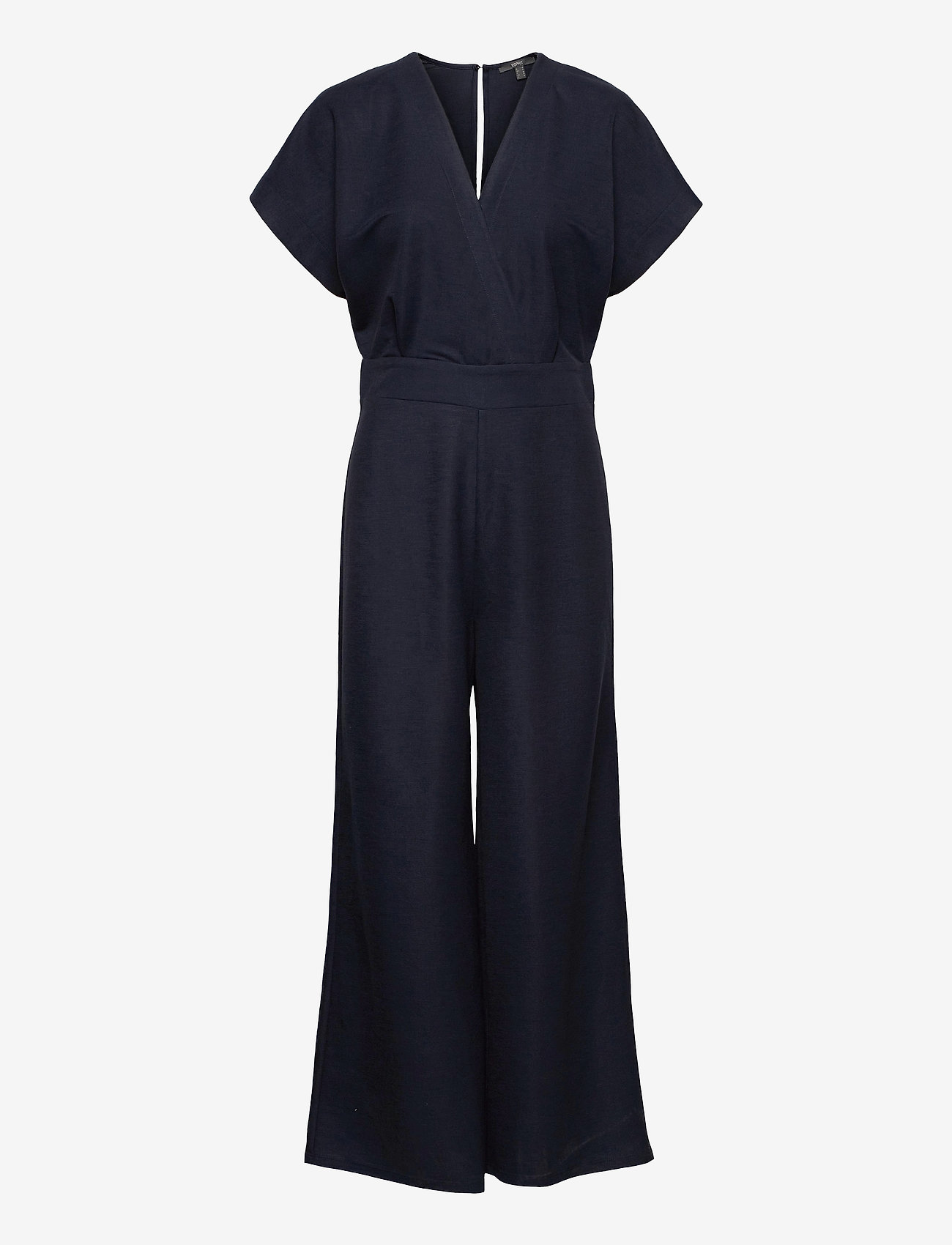 Esprit Collection - Overalls knitted - jumpsuits - navy - 0