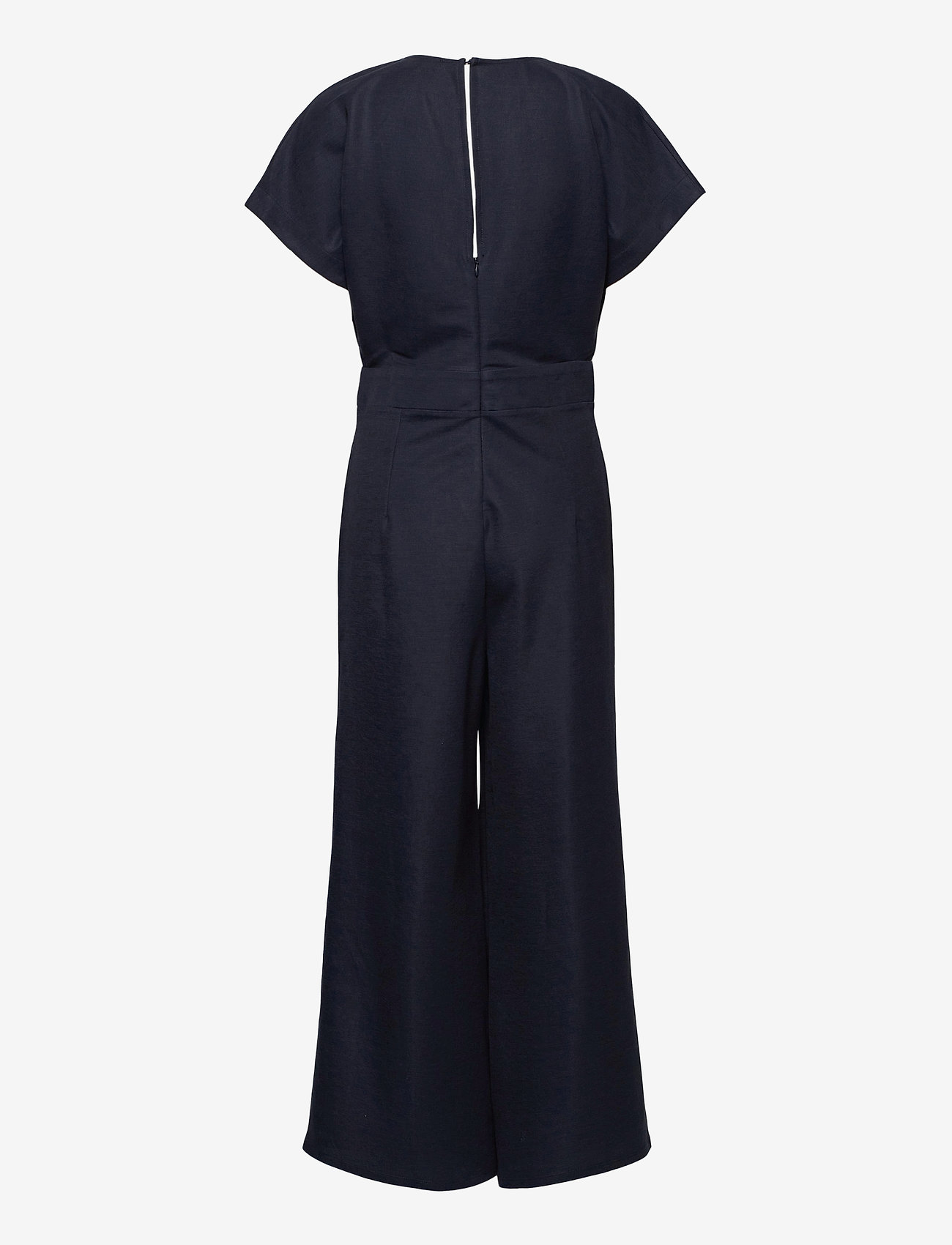 Esprit Collection - Overalls knitted - jumpsuits - navy - 1