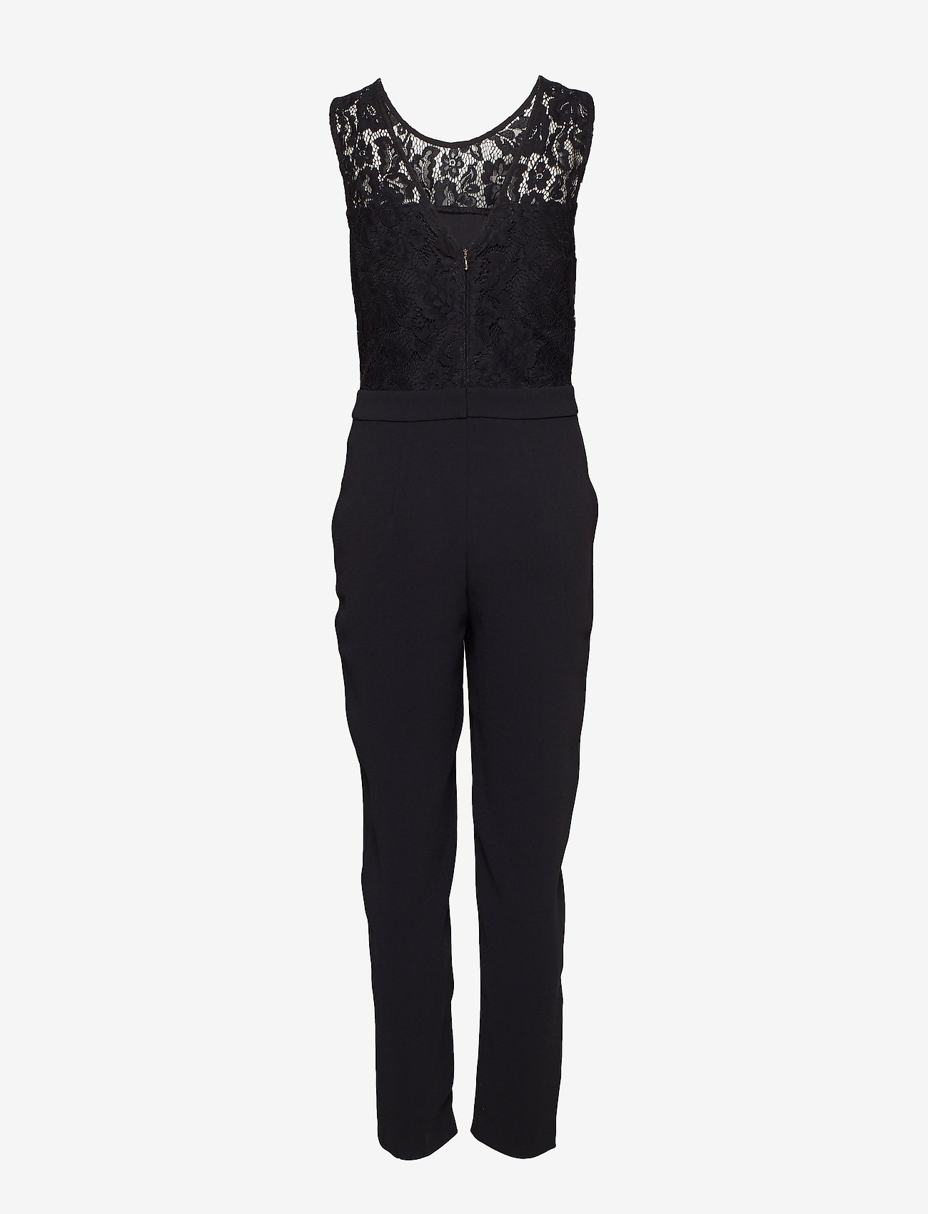 Esprit Collection - Overalls woven - jumpsuits - black - 1