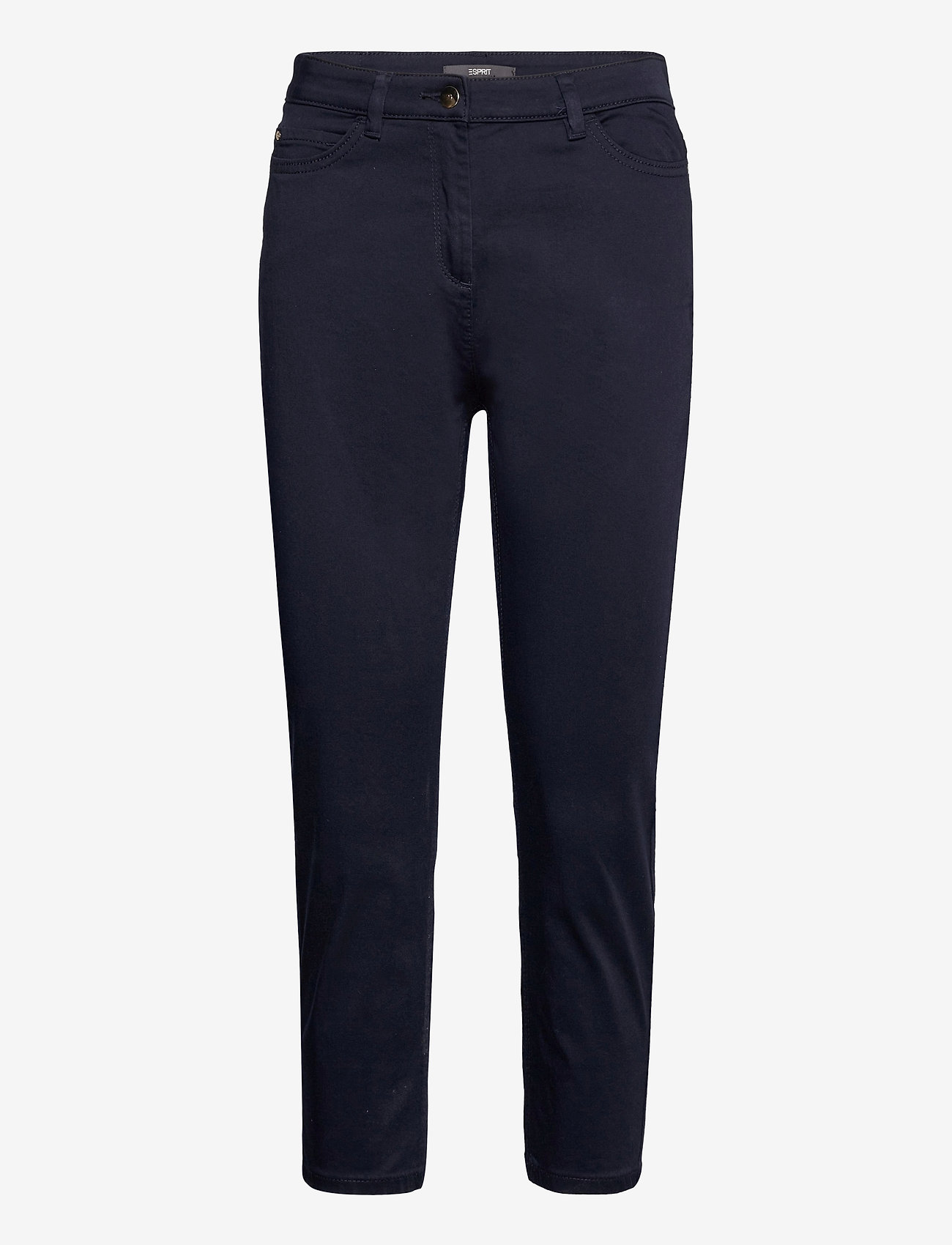 Esprit Collection - Pants woven - chinos - navy - 0