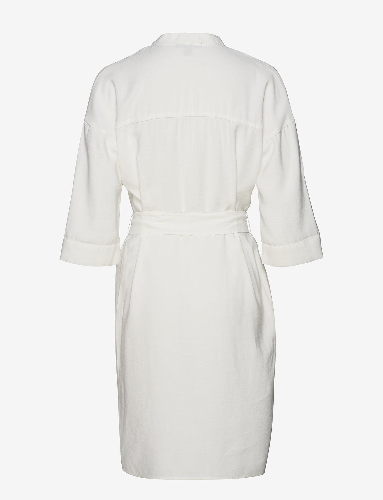 Esprit Collection - Dresses light woven - slå-om-kjoler - off white - 1