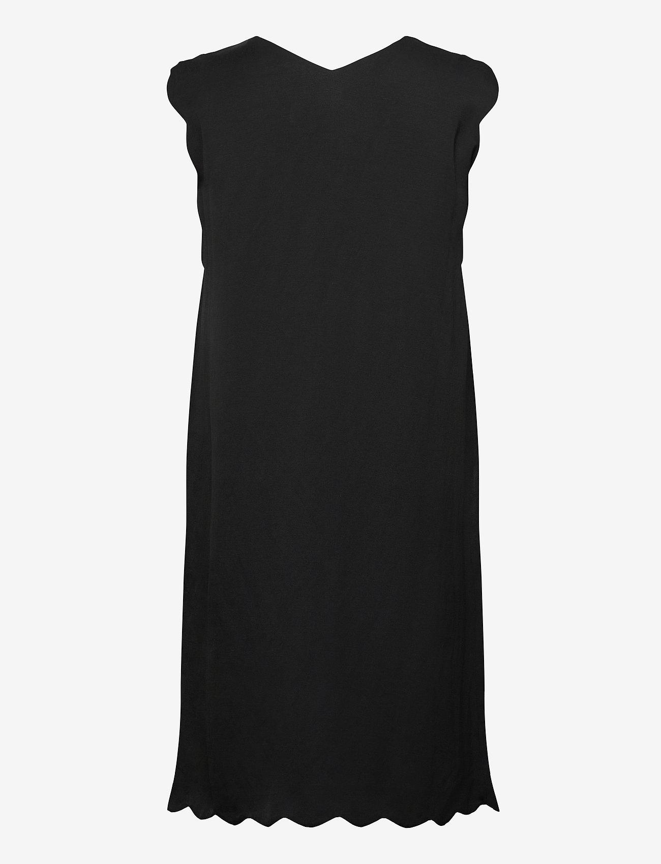 Esprit Collection - Dresses light woven - korte kjoler - black - 1
