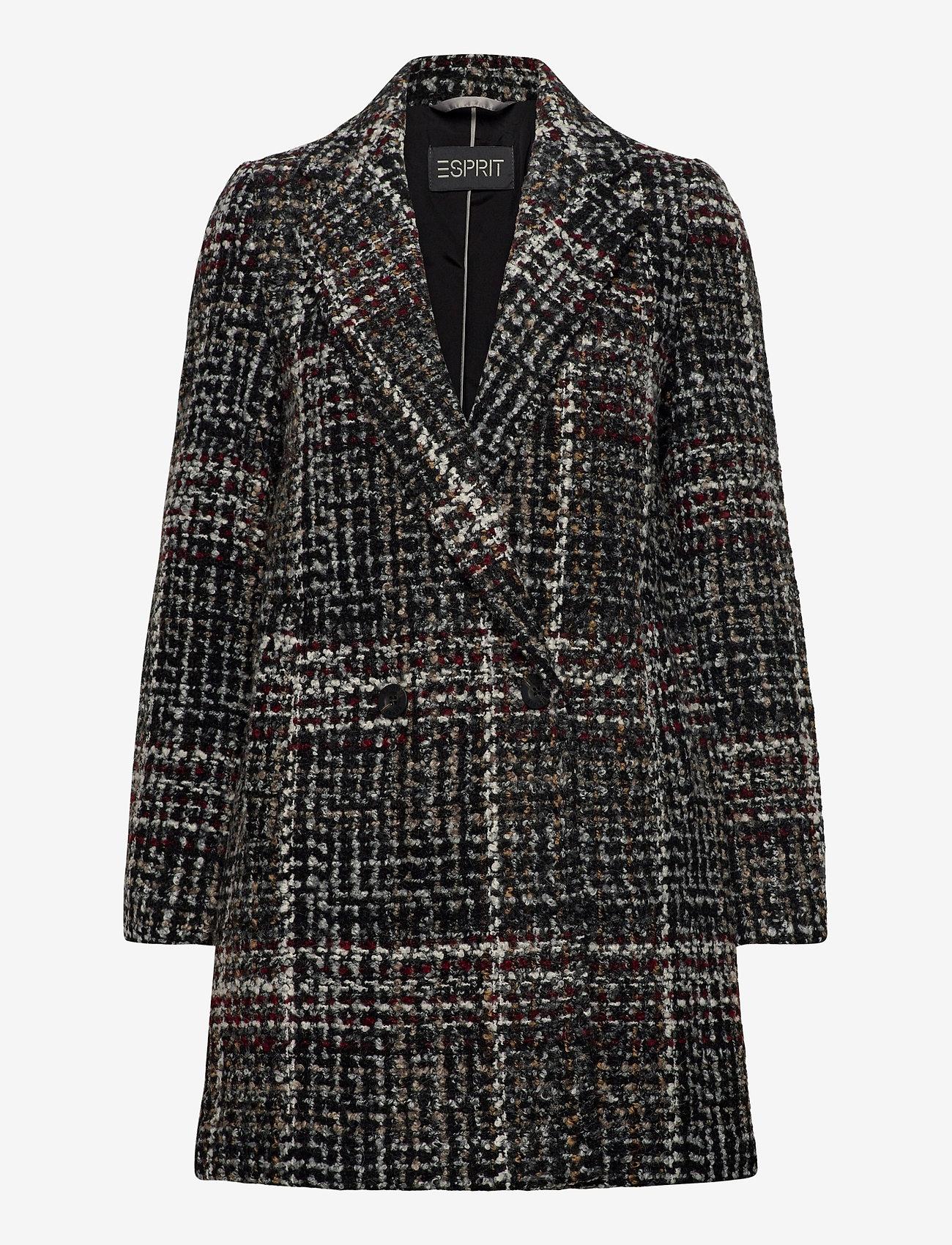 Esprit Collection - Coats woven - manteaux en laine - black 3 - 0