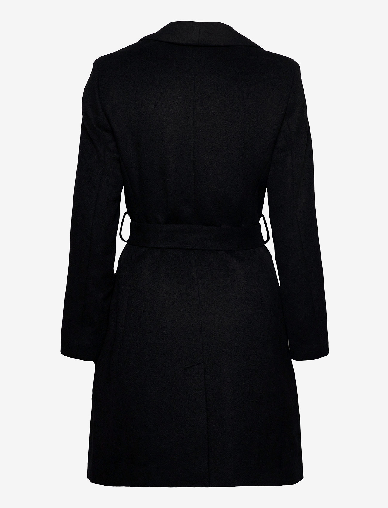 Esprit Collection - Coats woven - manteaux en laine - black - 1