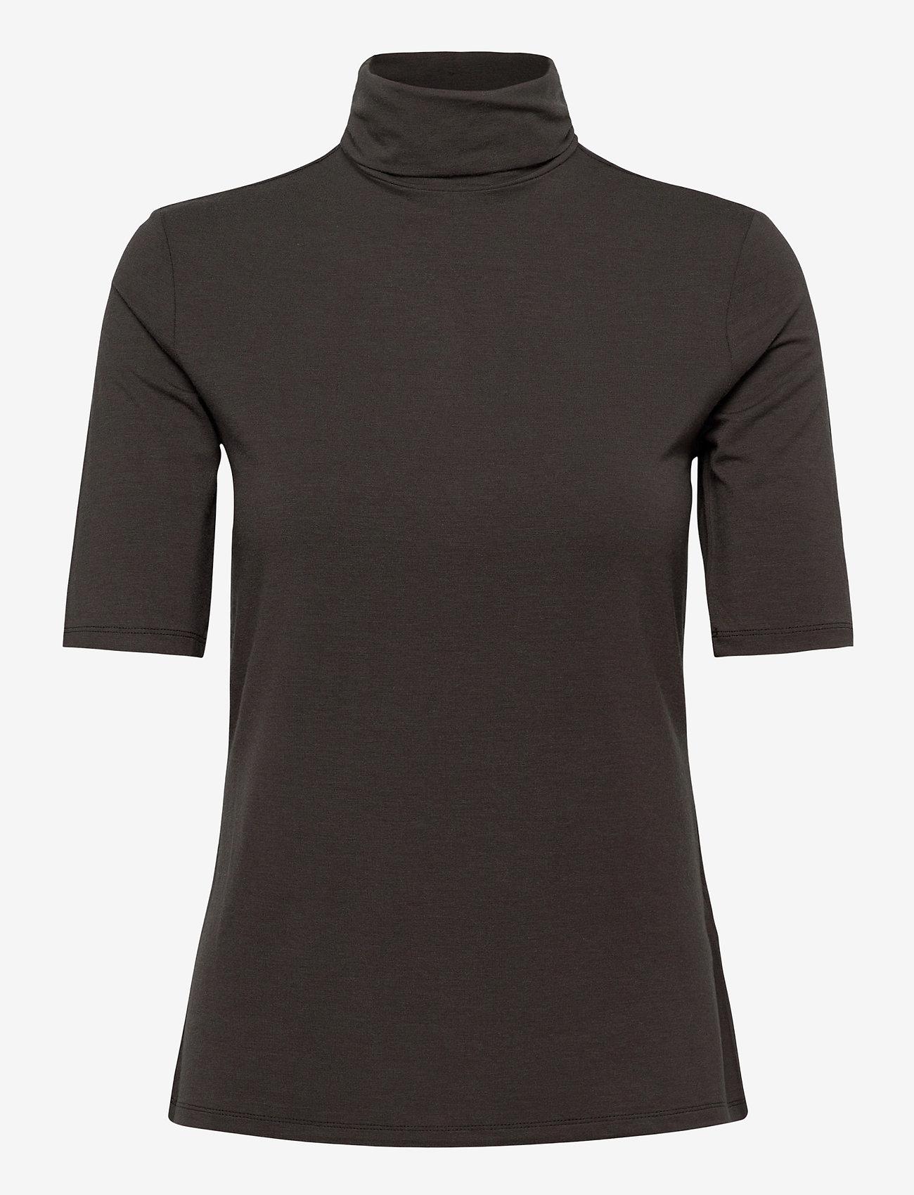 Esprit Collection - T-Shirts - t-shirts - gunmetal 5 - 0