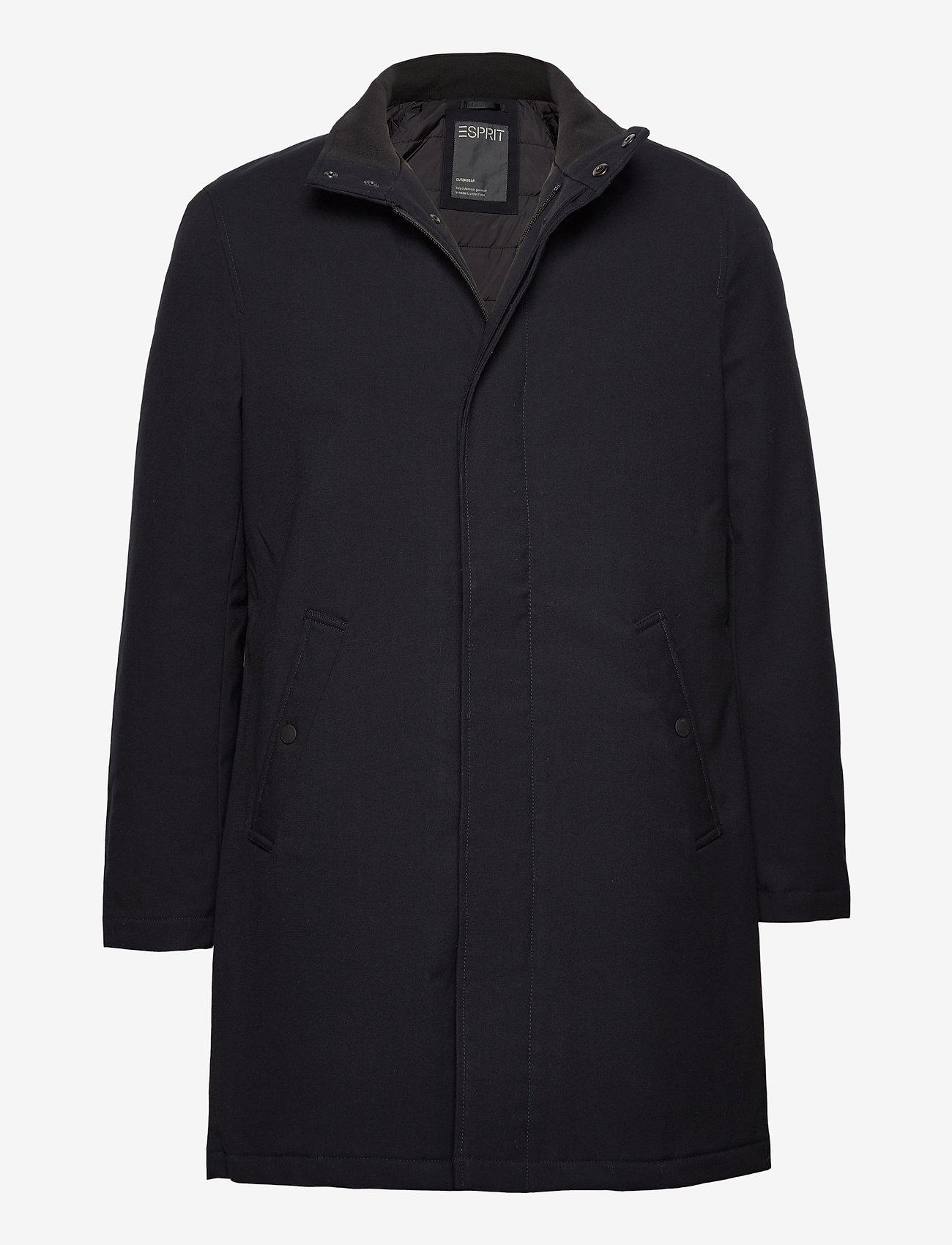 Esprit Collection - Coats woven - manteaux legères - dark blue - 0