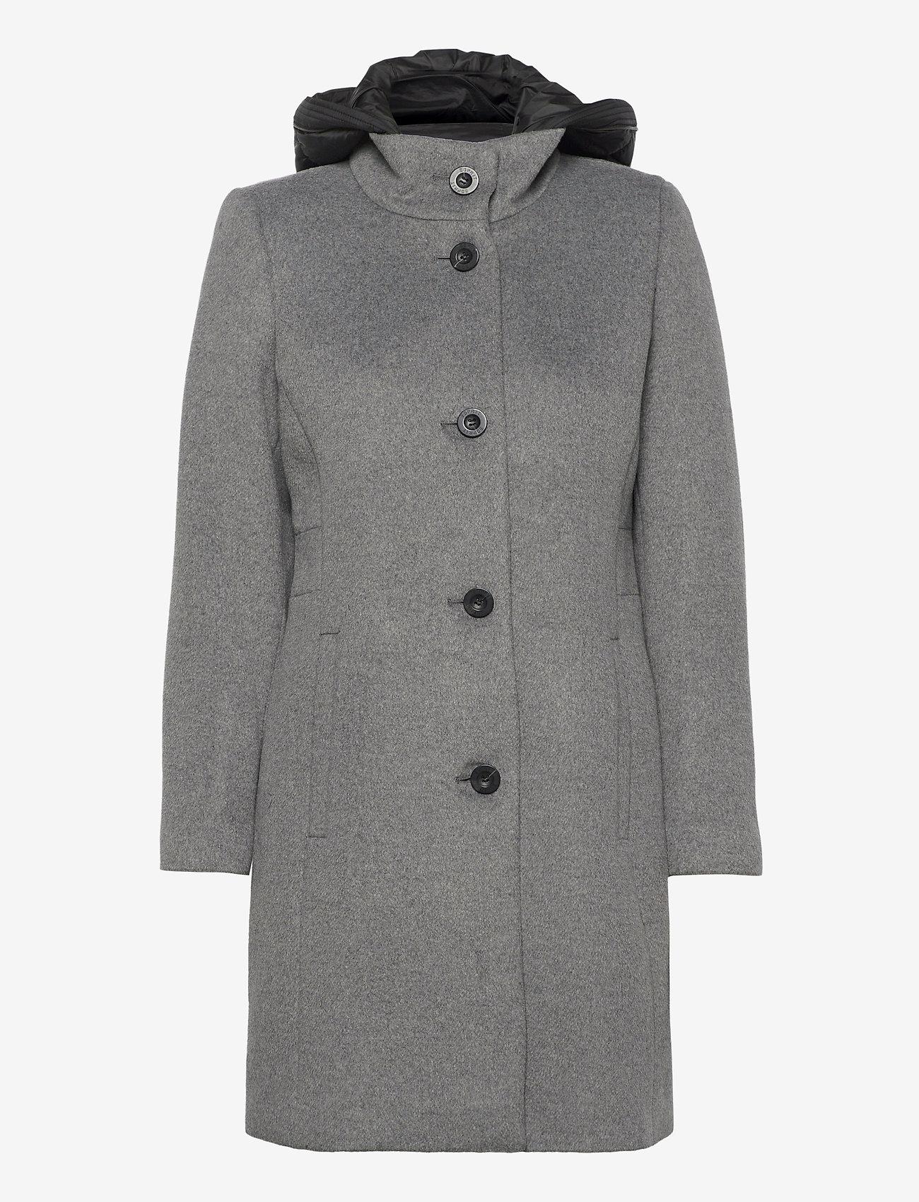 Esprit Collection - Coats woven - manteaux en laine - gunmetal 5 - 1