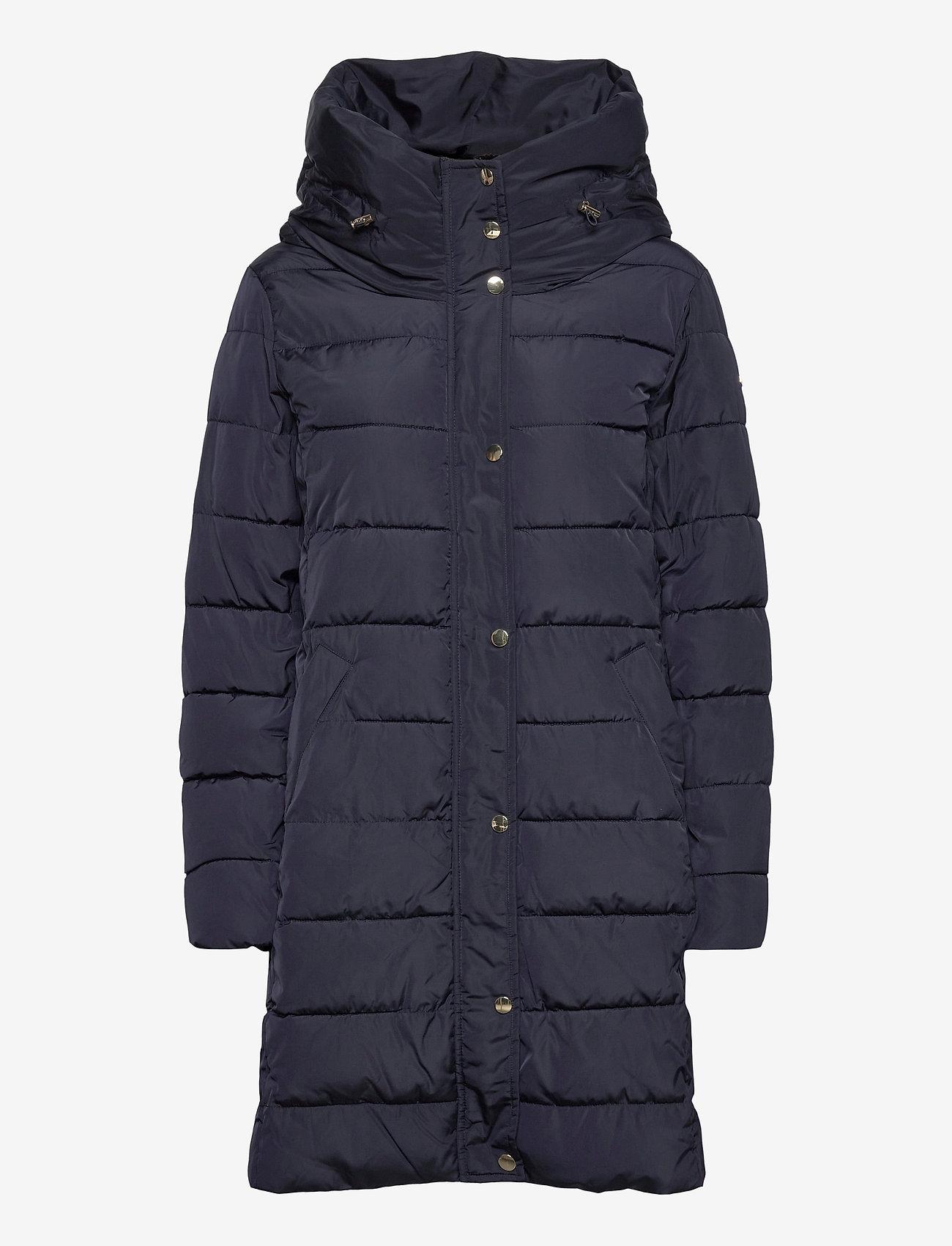 Esprit Collection - Coats woven - manteaux d'hiver - navy - 1