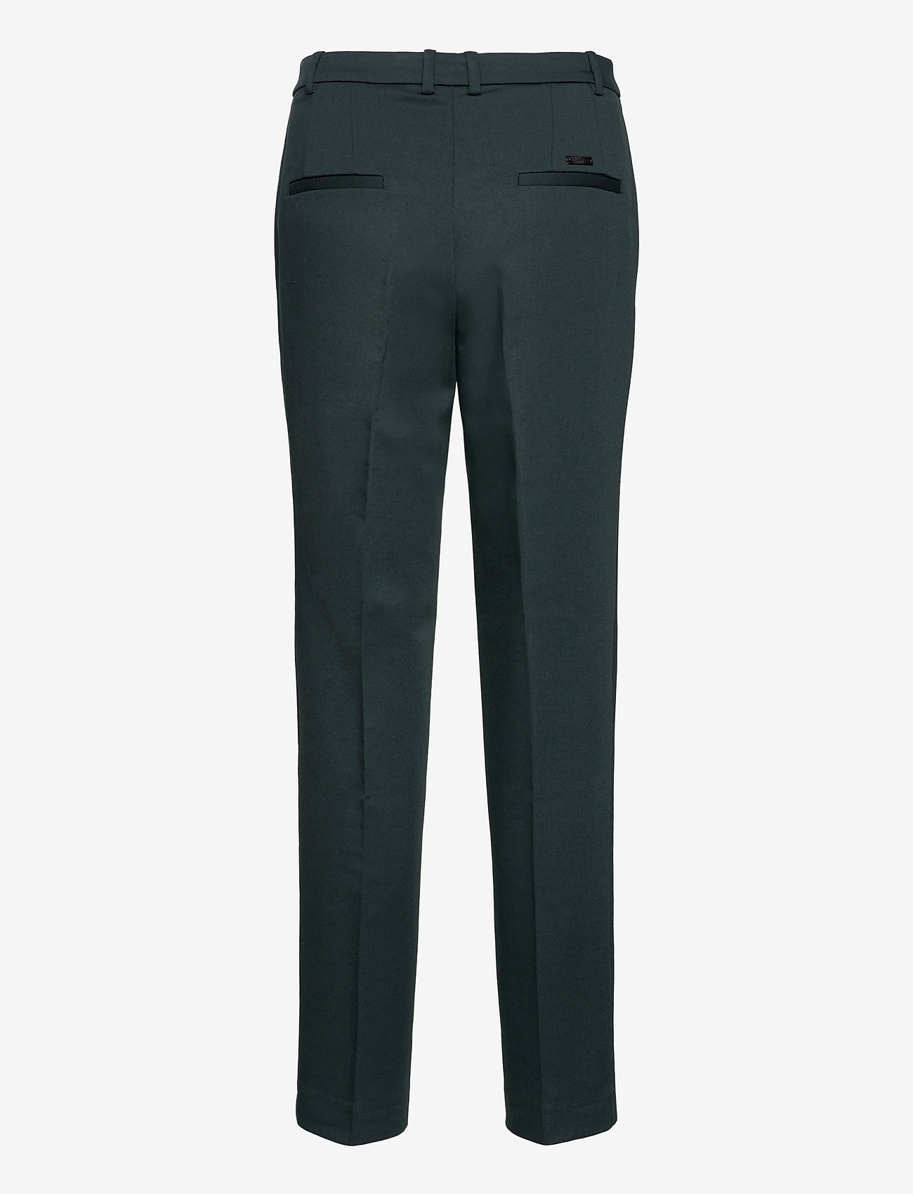 Esprit Collection - Pants woven - chinos - dark teal green - 1