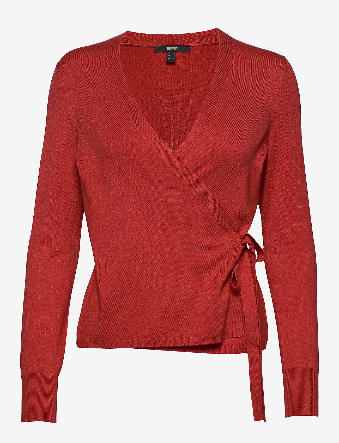Esprit Collection - Sweaters cardigan - cardigans - terracotta - 0