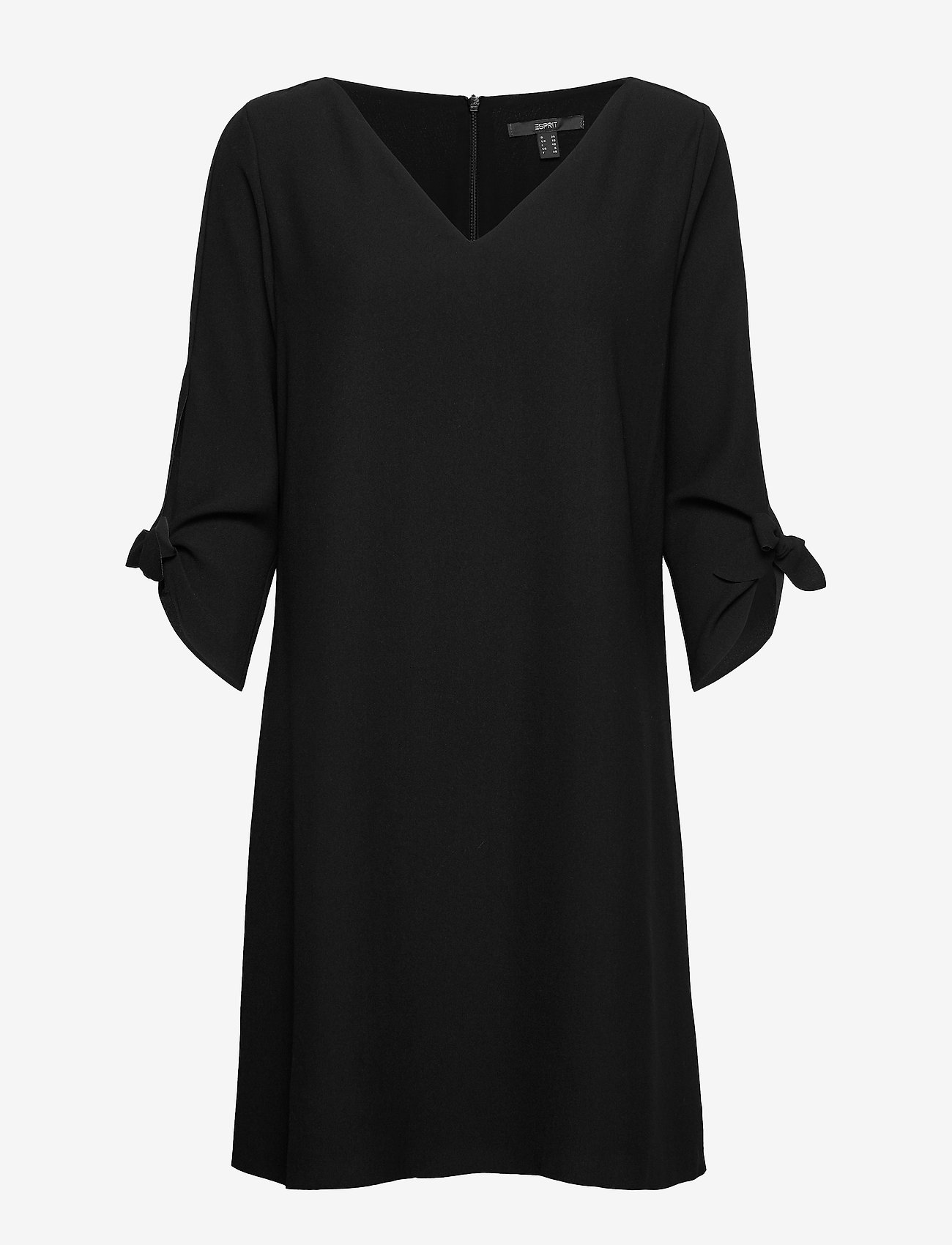 Esprit Collection - Dresses light woven - midi kjoler - black - 0