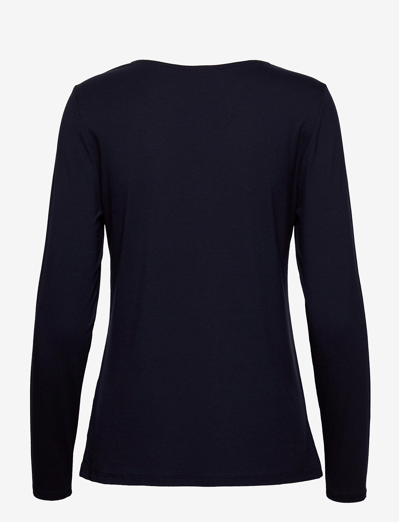 Esprit Collection - T-Shirts - long-sleeved tops - navy - 1