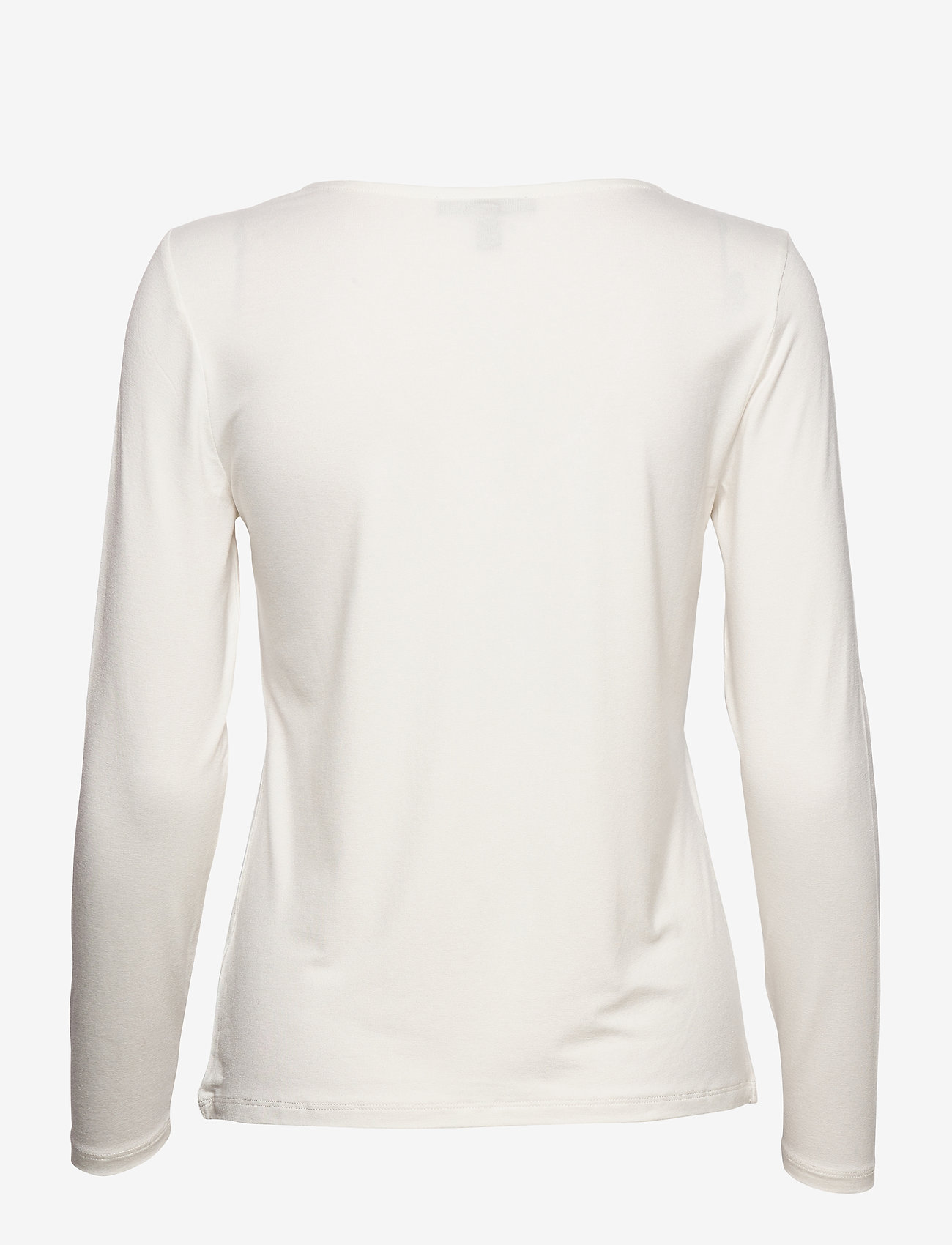 Esprit Collection - T-Shirts - long-sleeved tops - off white - 1