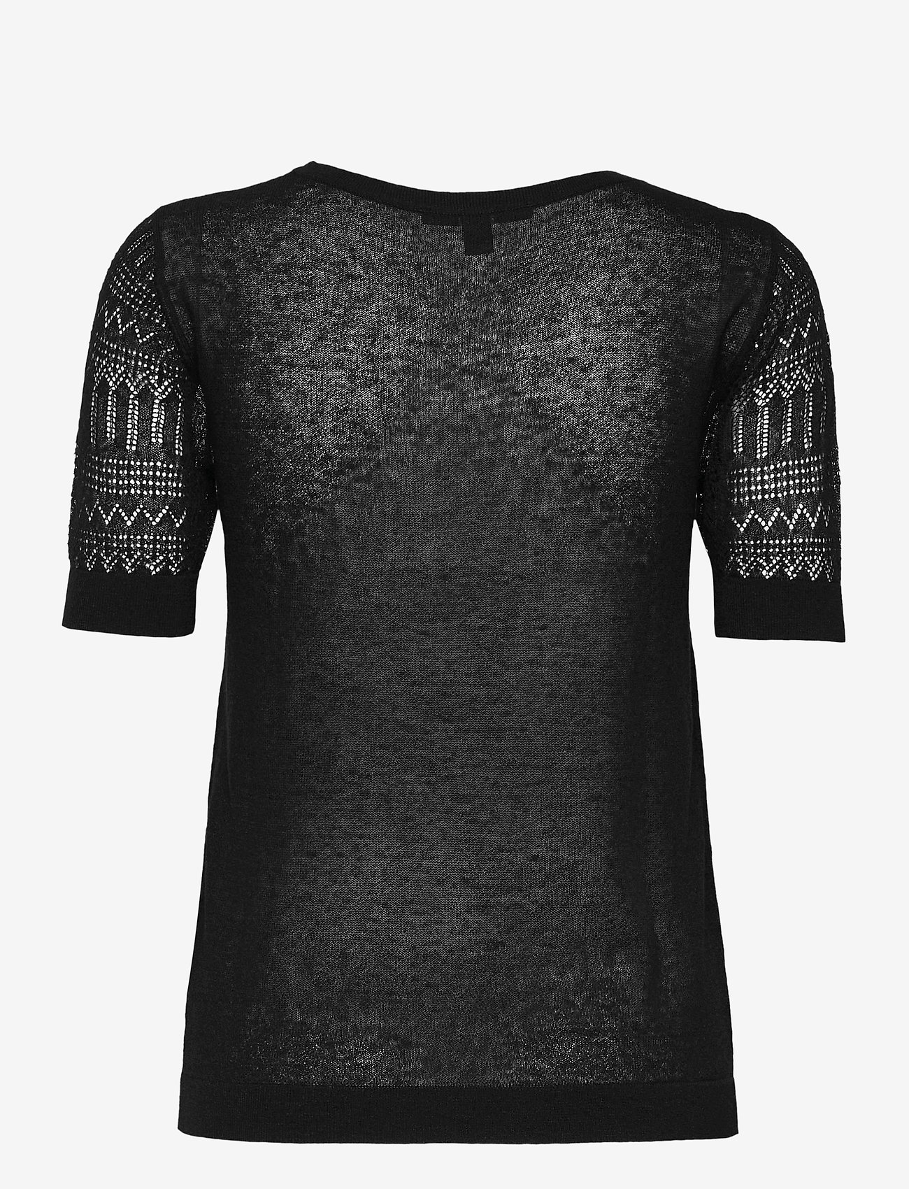 Esprit Collection - Sweaters - strikkede toppe - black - 1