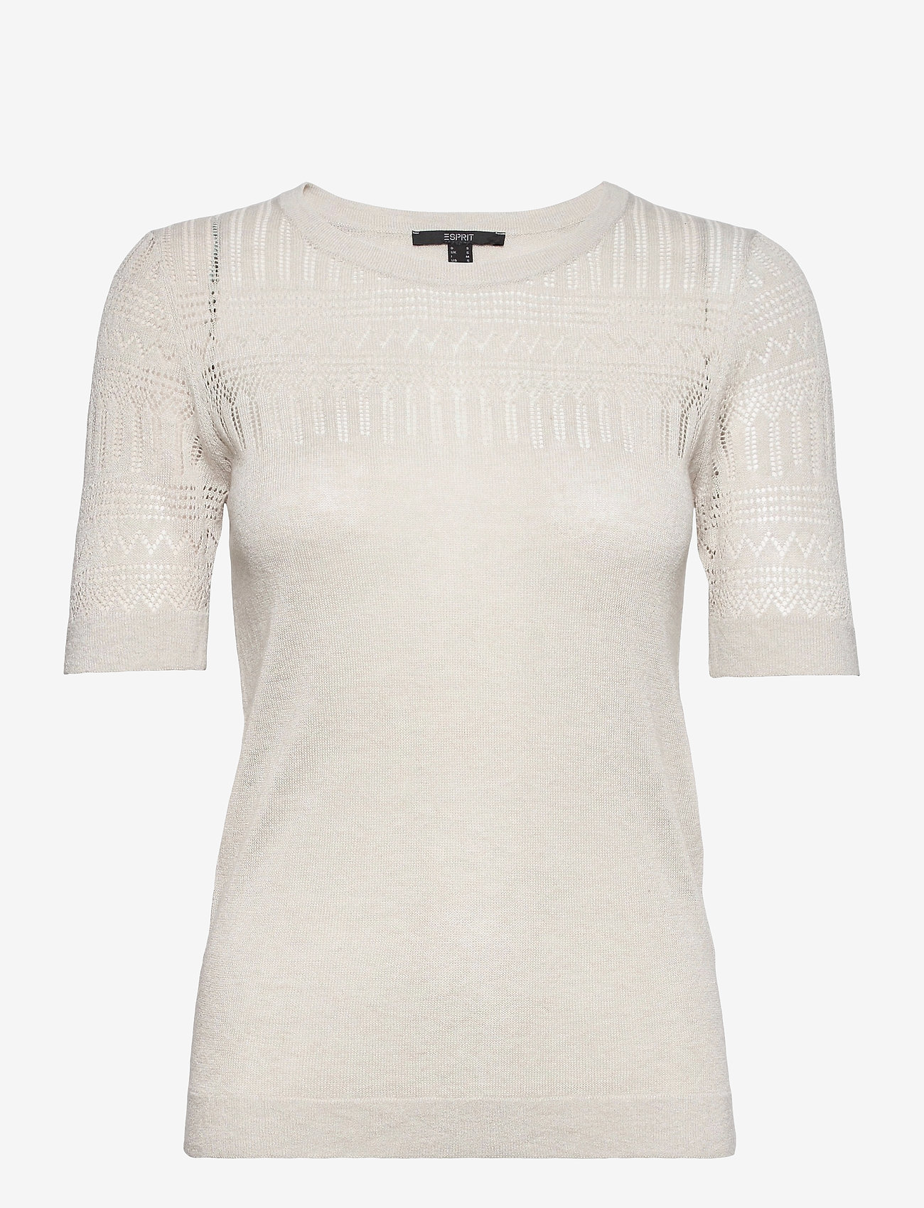 Esprit Collection - Sweaters - strikkede toppe - off white - 0