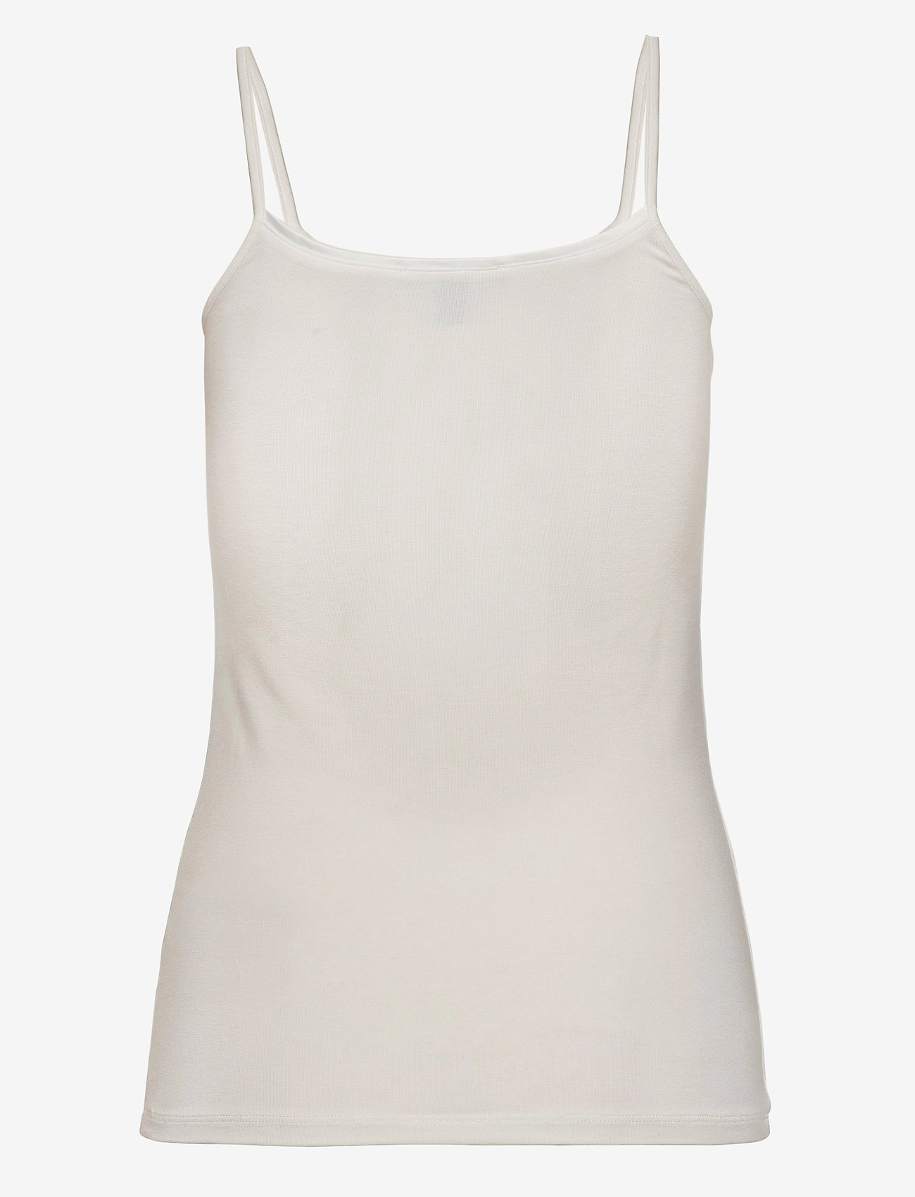 Esprit Collection - T-Shirts - sleeveless tops - off white - 1