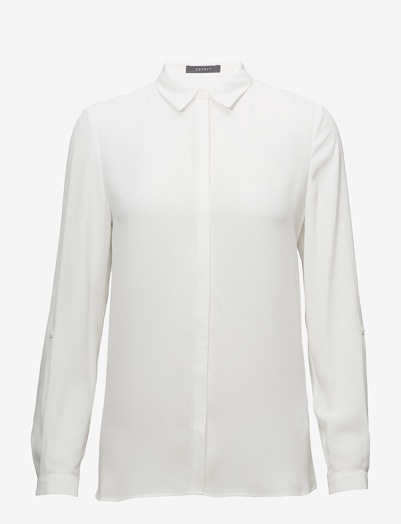 Esprit Collection - Blouses woven - langermede bluser - off white - 0