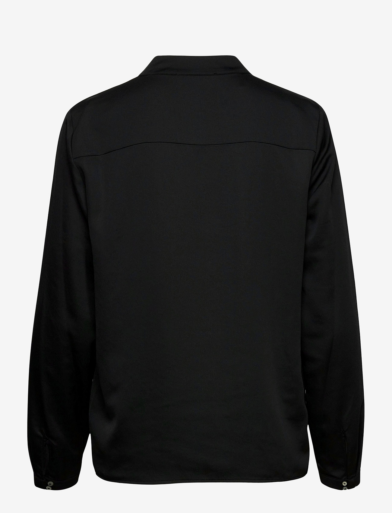 Esprit Collection - Blouses woven - langermede bluser - black - 1