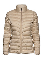 Jackets outdoor woven - CREAM BEIGE