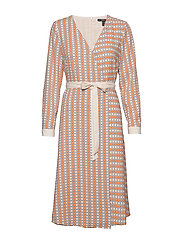 Dresses light woven - OFF WHITE 4