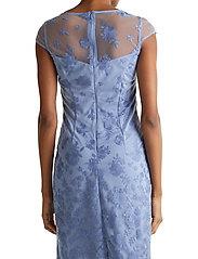 Esprit Collection - Dresses light woven - midi kjoler - blue lavender - 3