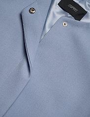 Esprit Collection - Coats woven - cienkie płaszcze - blue lavender - 2