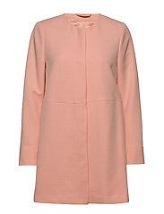 Coats woven - SALMON