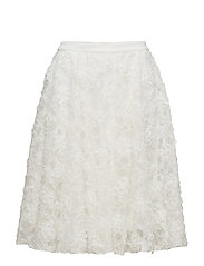 Skirts light woven - OFF WHITE