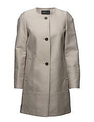 Coats woven - SAND