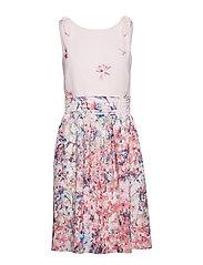 Dresses light woven - LIGHT PINK