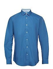 Shirts woven - BRIGHT BLUE