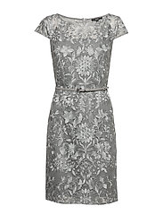 Dresses light woven - SILVER