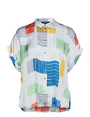 Blouses woven - OFF WHITE