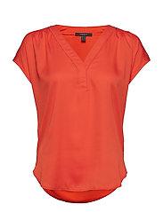 T-Shirts - RED ORANGE