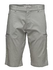 Shorts woven - LIGHT GREY