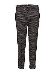 Pants woven - BLACK 2