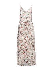 Dresses light woven - OFF WHITE