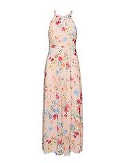 Dresses light woven - PEACH
