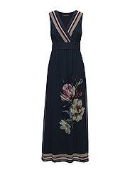 Dresses light woven - NAVY 2