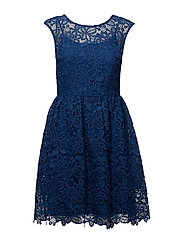 Dresses light woven - BRIGHT BLUE