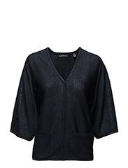 Sweaters cardigan - NAVY 5