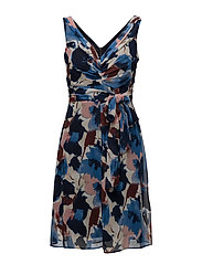 Dresses light woven - NAVY 2