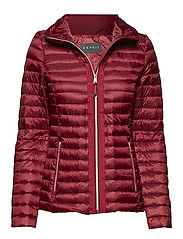 Jackets outdoor woven - CHERRY RED