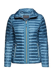 Jackets outdoor woven - TEAL BLUE