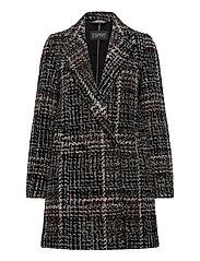 Coats woven - BLACK 3