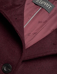 Esprit Collection - Coats woven - manteaux en laine - bordeaux red - 3