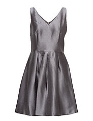 Dresses woven - GREY
