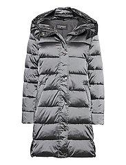 Coats woven - GUNMETAL