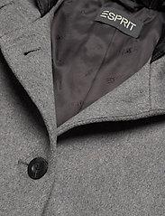 Esprit Collection - Coats woven - manteaux en laine - gunmetal 5 - 3