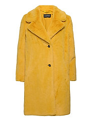 Coats woven - DUSTY YELLOW
